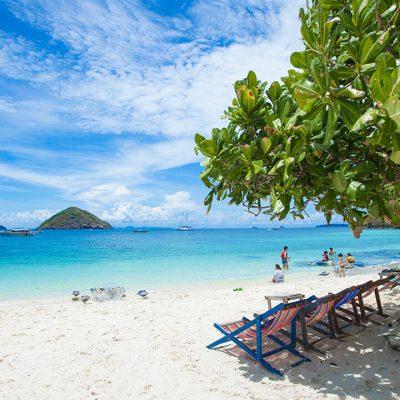 Coral Island Phuket Day Tour