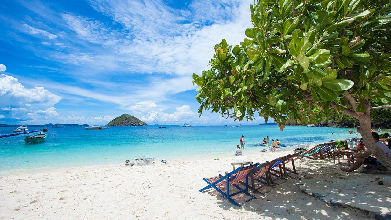 Banana Beach Coral Island Koh Hey Phuket