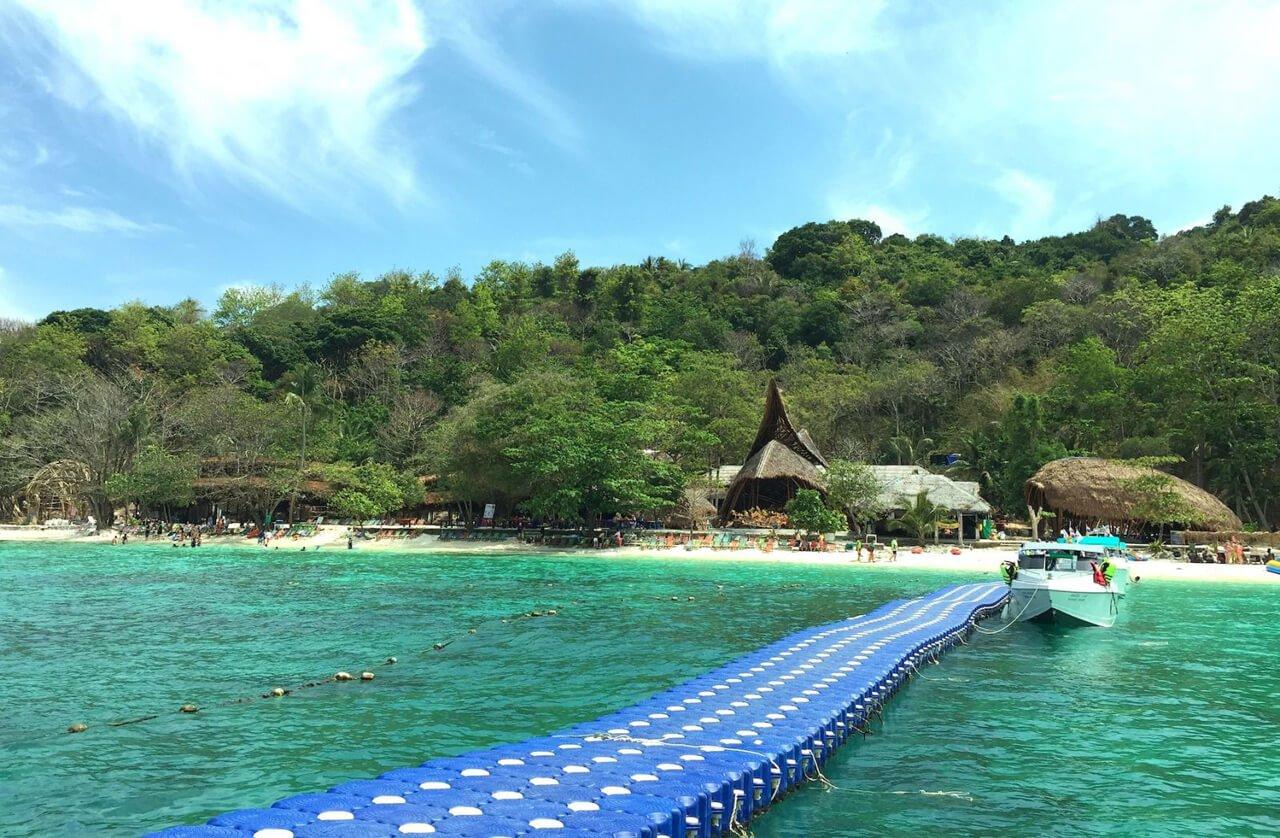 Banana Beach Coral Island Phuket