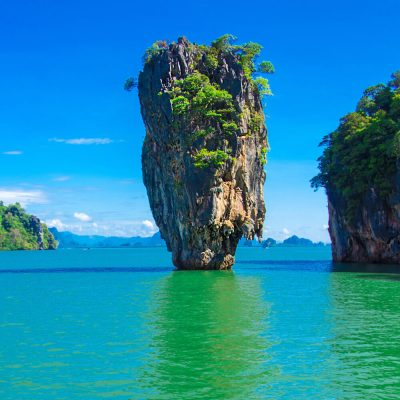 James Bond Island Phang Nga Bay Day Tour by Long Tail Boat