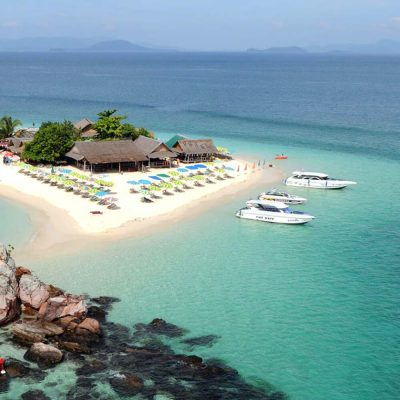Khai Islands Private Speedboat Charter From Phuket