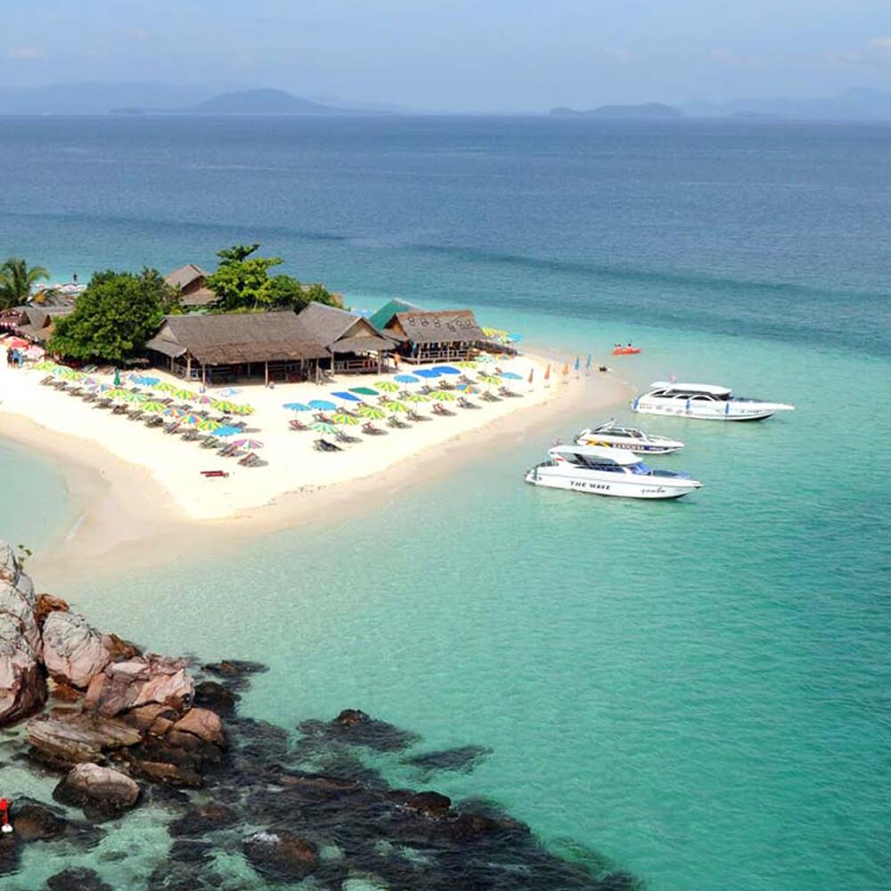 Phi Phi Khai Island Tour By Speedboat