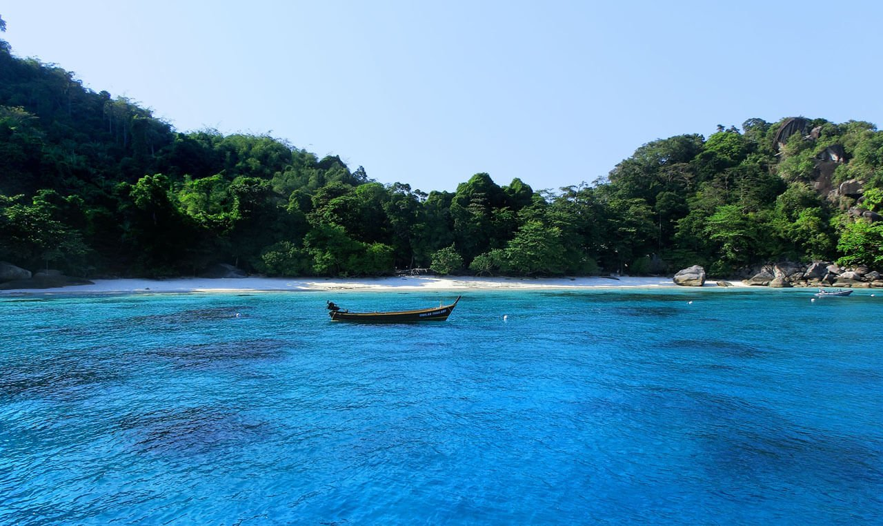 Koh Miang - Similan Islands - Island 4