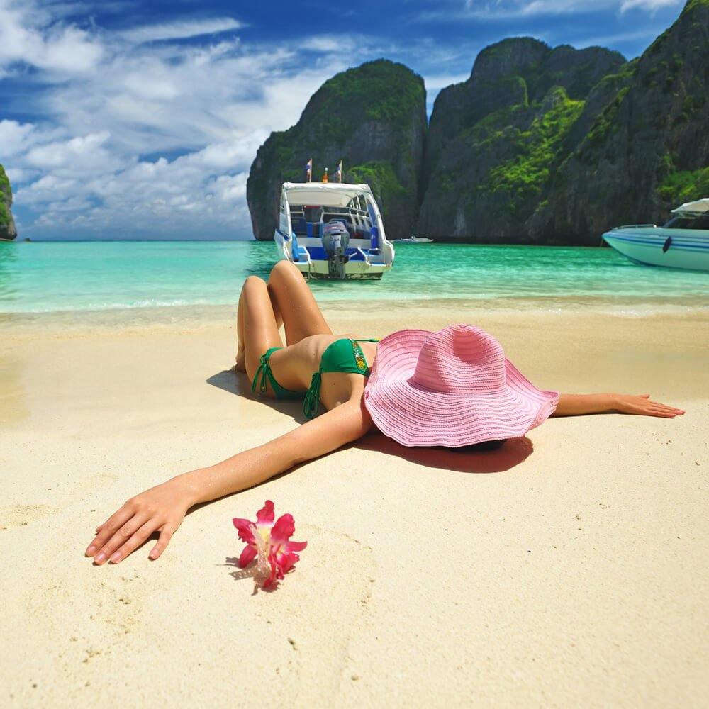 Phi Phi Beach: Phi Phi Islands And Khai Island Day Tour By Speedboat