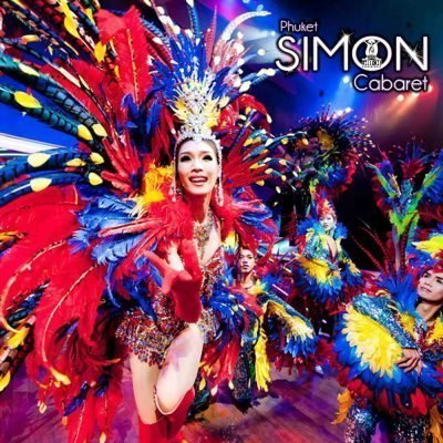 Phuket Simon Cabaret Show Ticket (Option With Transfer)