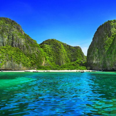 Phi Phi Islands and Bamboo Island