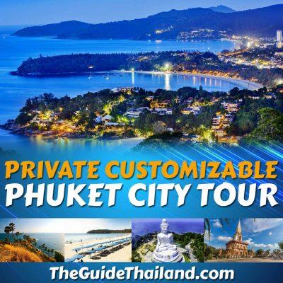 Private Phuket City Tour