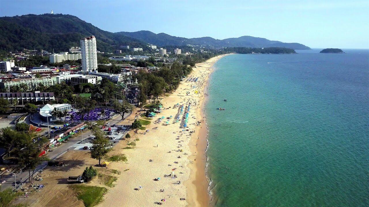 Private Phuket City Tour - Karon Beach