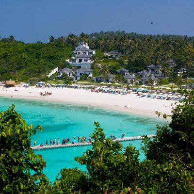 Racha Island Day Tour Snorkeling by Speedboat