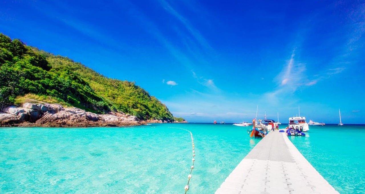 Racha Islands Tour
