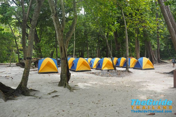 Similan Islands Overnight Tour Package by Tent