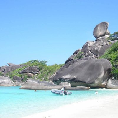 Similan Islands Private Speedboat Charter From Phuket