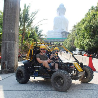 Horse Riding and ATV Riding Day Tour Phuket