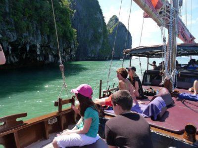 June Bahtra Phang Nga Bay Day Cruise