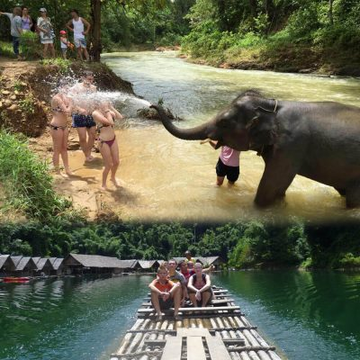 Khao Lak Safari Adventure Day Tour Deluxe