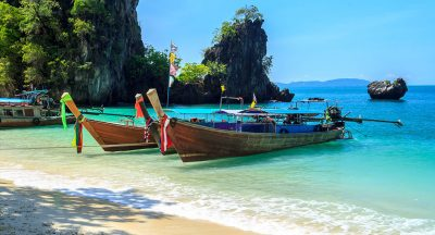 Koh Hong Island Tour by Long Tail Boat from Krabi