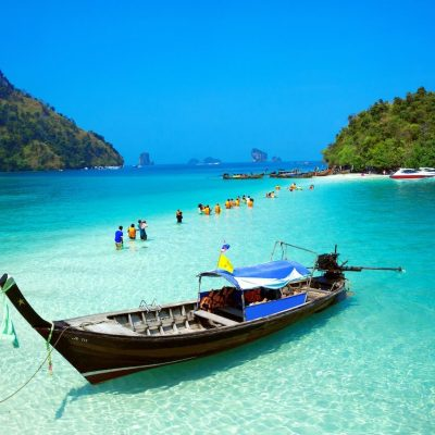 Krabi 4 Islands Tour by Long Tail Boat (Snorkeling Tour)