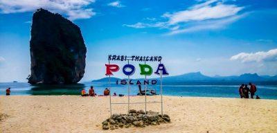 Krabi 4 Islands Tour by Speedboat (Snorkeling Tour)