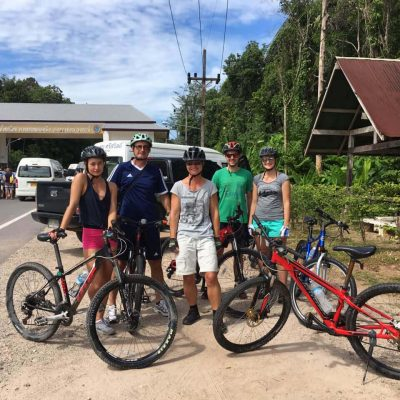 Krabi Eco Cycling Tour