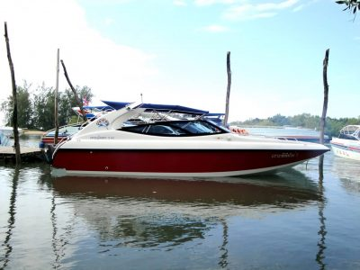 Krabi Private Speedboat Charter - Single Engine