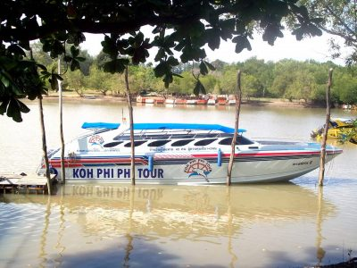 Krabi Private Speedboat Charter - Triple Engines