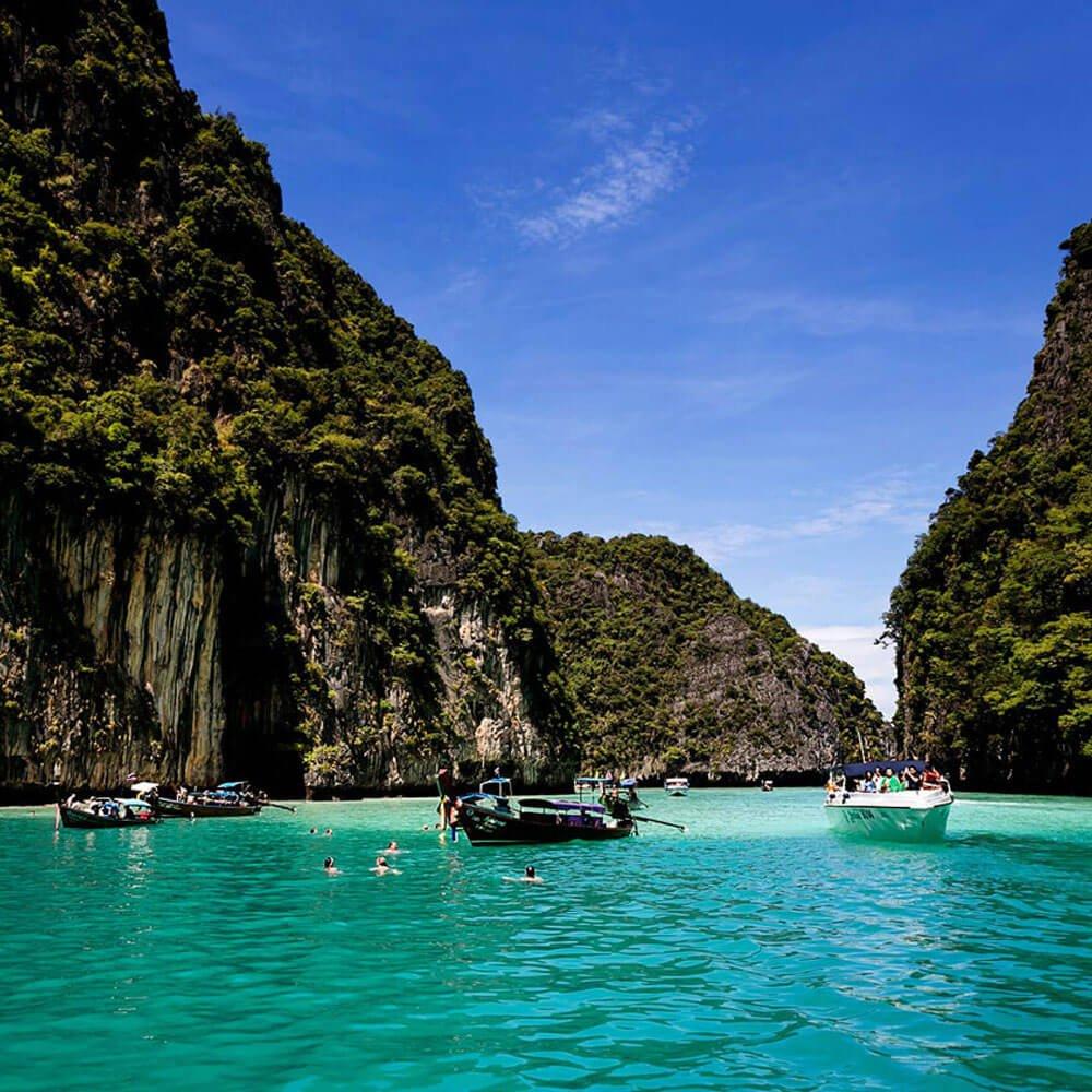 Phi Phi Island: Phi Phi Islands 2 Days 1 Night From Krabi Plus Hotel