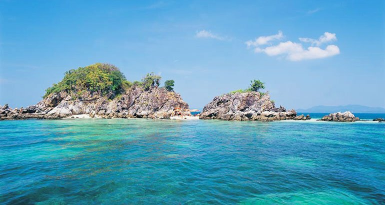 Khai Islands Day Trip