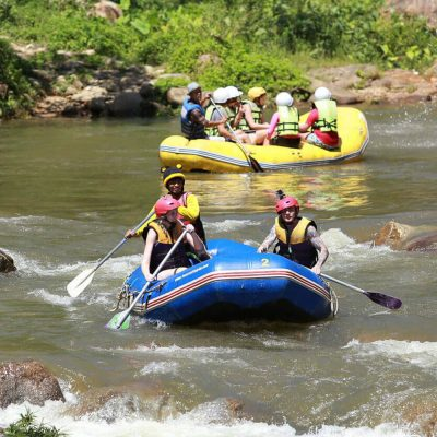White Water Rafting Phang Nga 2 in 1 from Phuket Package B