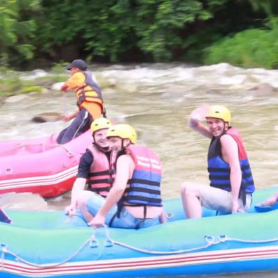 White Water Rafting Tour Phang Nga Bay From Krabi