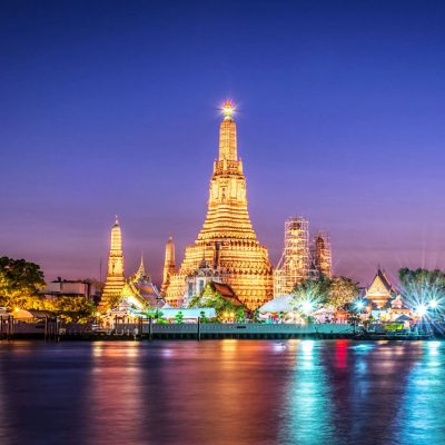 Amazing Bangkok Tour (Royal Grand Palace and Wat Arun)