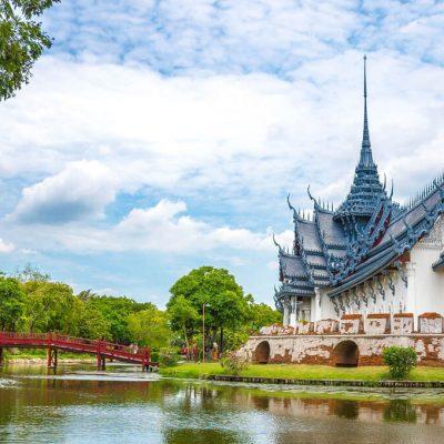 Ancient Bangkok City Tour (Half Day Sightseeing Bangkok)