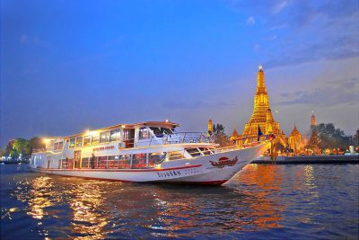 Ayutthaya One Day Tour and Cruise by River Sun Cruise