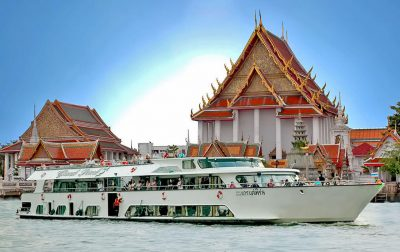 Ayutthaya Tour By Grand Pearl Cruise From Bangkok