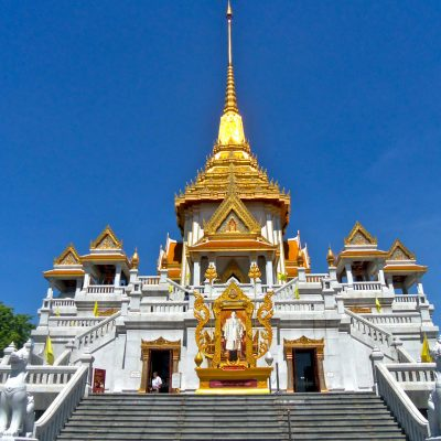 Bangkok City And Temple Half Day Tour
