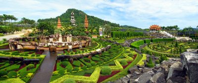 Bangkok Pattaya 5 Days 4 Nights Muslim Package