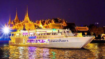 Dinner Cruise by Chaophraya Princess Bangkok Tour