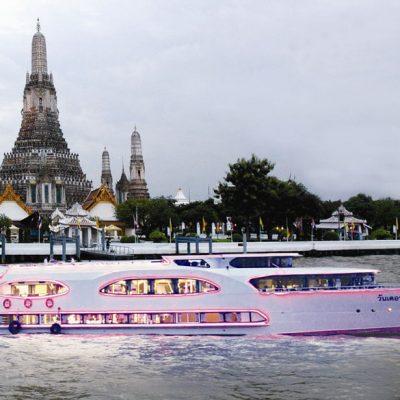 Dinner Cruise by Grand Pearl Bangkok Tour