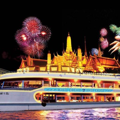 Dinner Cruise by White Orchid Bangkok Tour