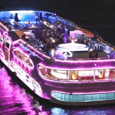 Dinner Cruise by Wonderful Pearl Bangkok Tour