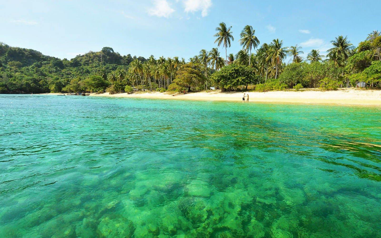 Island Tour Koh Lanta