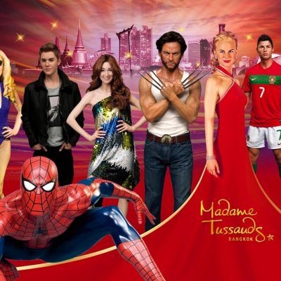 Madame Tussauds (World Famous Wax Superstars) Bangkok Tour.