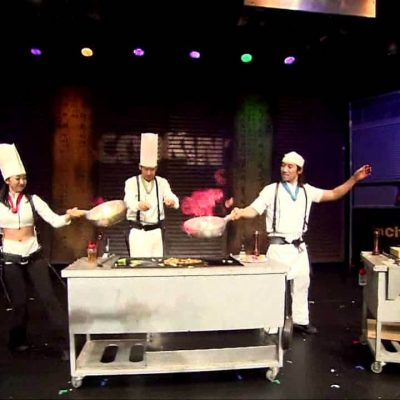 Nanta Show Cookin (Ticket S Seat) Bangkok Evening Tour