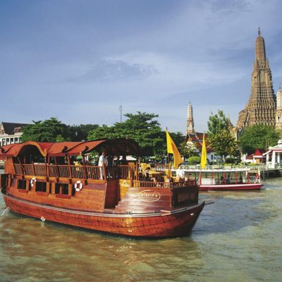 Rice Barge River Cruise Bangkok Half Day Tour