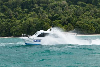 Rok Islands Day Tour by Speed Catamaran From Phuket