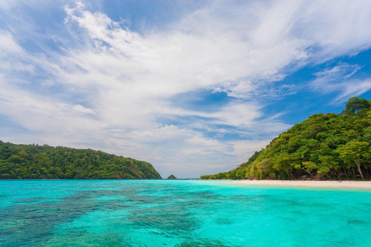 Rok Islands Day Tour by Speed Catamaran From Phuket