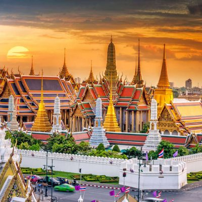 Royal Grand Palace Bangkok Tour Half Day