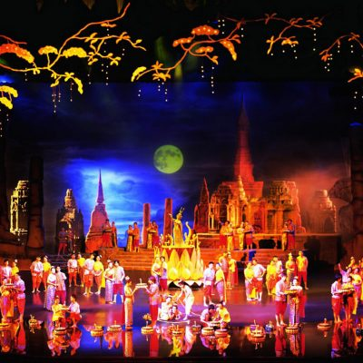 Siam Niramit Show with Dinner Bangkok Evening Tour