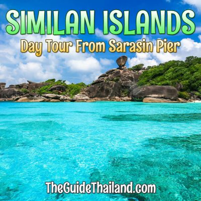 Similan Islands Day Tour From Speedboat - Sarasin Pier