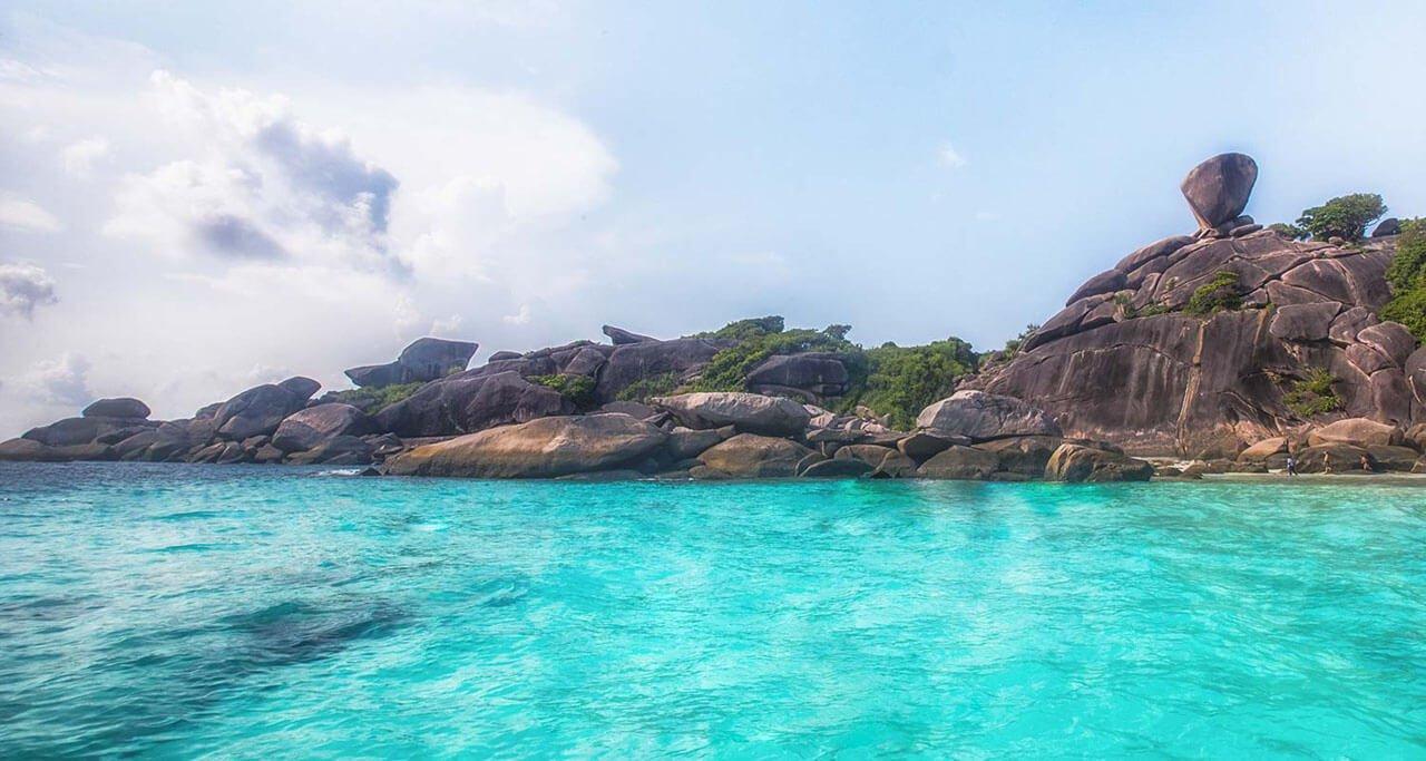 Similan Islands Tour From Phuket Pier