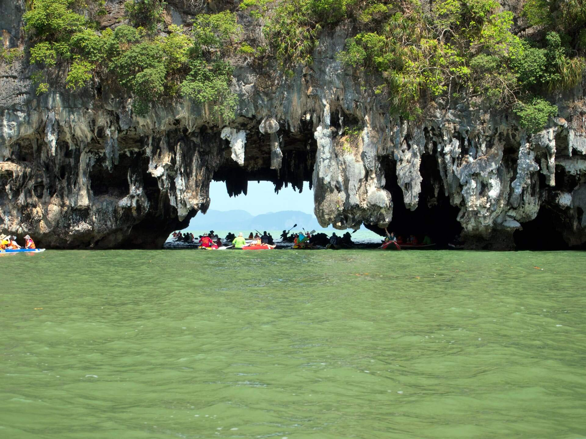 James Bond Island Phang Nga Bay Tour - Talu Island